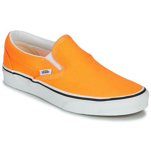 vans arancio