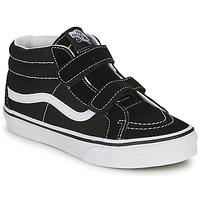 Scarpe Unisex bambino Sneakers alte Vans JN SK8-Mid Reissue V Nero / Bianco