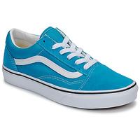 Scarpe Unisex bambino Sneakers basse Vans JN Old Skool Blu
