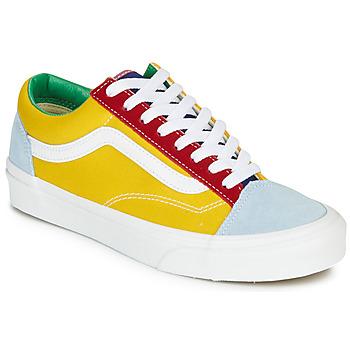 Scarpe Sneakers basse Vans STYLE 36 Multicolore