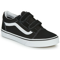 Scarpe Unisex bambino Sneakers basse Vans Old Skool V Nero / Bianco
