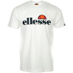 Abbigliamento Uomo T-shirt maniche corte Ellesse SL Prado Tee Bianco