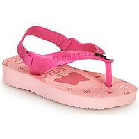 Scarpe Bambina Infradito Havaianas BABY DISNEY CLASSICS II Rosa