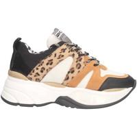 Scarpe Donna Sneakers basse Meline VE 402 NERO/MACULATO Sneakers Donna Nero Nero
