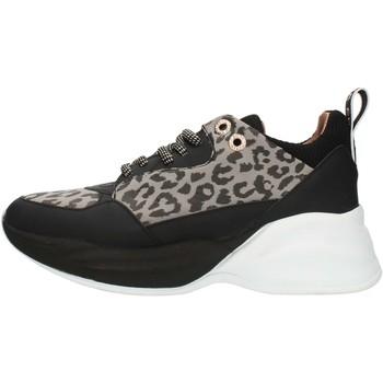 Scarpe Donna Sneakers basse Alexander Smith S73696 Grigio e Nero