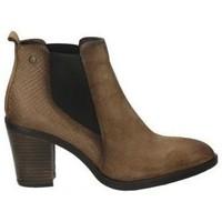Scarpe Donna Stivaletti Hangar Shoes 8062 Marron