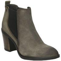 Scarpe Donna Stivaletti Hangar Shoes 8062 Vert