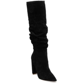 Stivali Steve Madden  SMSSWAGGER-BLK Stivali Donna Nero  colore Nero