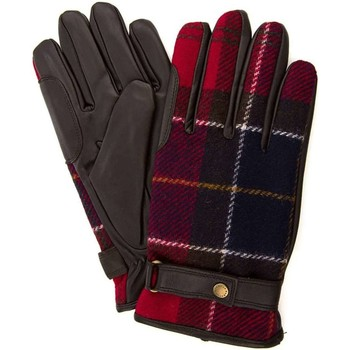 Accessori Uomo Guanti Barbour BAACC1398 RE35 Marrone/rosso