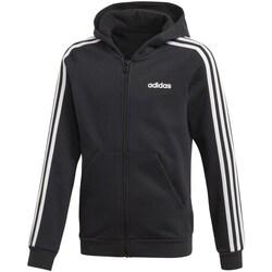 Abbigliamento Unisex bambino Felpe adidas Originals EH6120 Nero