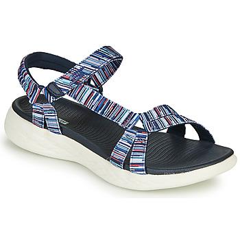 Scarpe Donna Sandali Skechers ON-THE-GO Multicolore