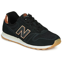 Scarpe Donna Sneakers basse New Balance 373 Black