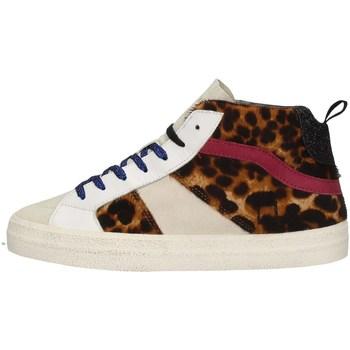 Scarpe Donna Sneakers alte Date W311-HW-AN-LE MULTICOLOR