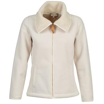 Abbigliamento Donna Felpe in pile Aigle IDESIA Crema