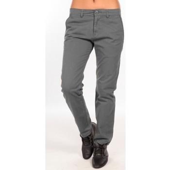 Abbigliamento Donna Chino Charlie Joe Pantalon  Gris  Waine Long Pant Grigio
