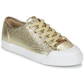 Scarpe Donna Sneakers basse Guess GITNEY3 Dore