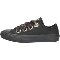 Scarpe Bambina Sneakers basse Converse 661878 Nero