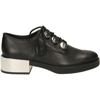 Scarpe Donna Derby What For AMBROISE black
