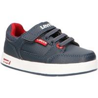Scarpe Unisex bambino Sneakers basse Levi's VGRA0065S NEW GRACE Azul
