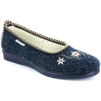 Scarpe Donna Pantofole Emanuela 2087 BLU