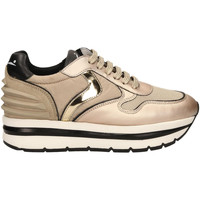 Scarpe Donna Sneakers basse Voile Blanche MAY POWER beige-platino
