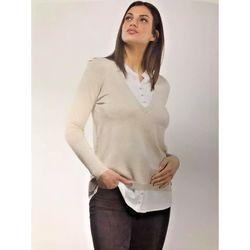Abbigliamento Donna Maglioni Lolita ATRMPN-11320 Beige