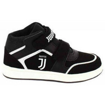 Scarpe Bambino Sneakers alte Juventus Sneakers Nero
