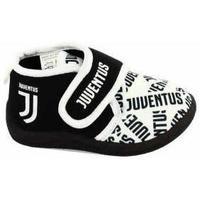Scarpe Bambino Pantofole Juventus Pantofola Nero