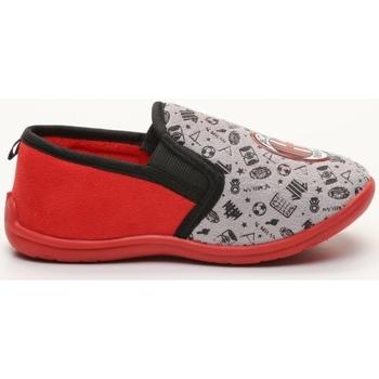 Scarpe Bambino Pantofole A.c. Milan Pantofola Rosso