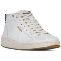 Scarpe Donna Sneakers alte Blauer OLYMPIA Bianco