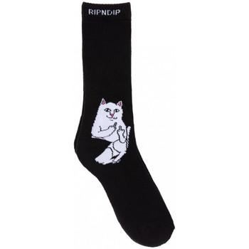 Accessori Uomo Calzini Ripndip Lord nermal socks Nero