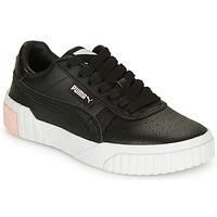 Scarpe Bambina Sneakers basse Puma CALI Nero