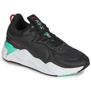 Scarpe Uomo Sneakers basse Puma RS-X Nero / White