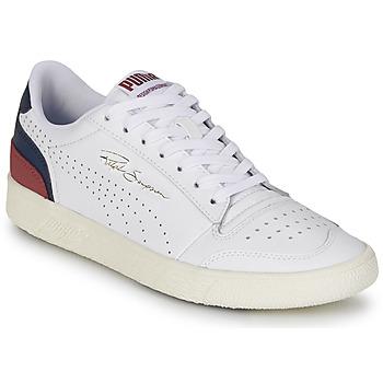 Scarpe Uomo Sneakers basse Puma RALPH SAMPSON Bianco / Marine / Bordeaux