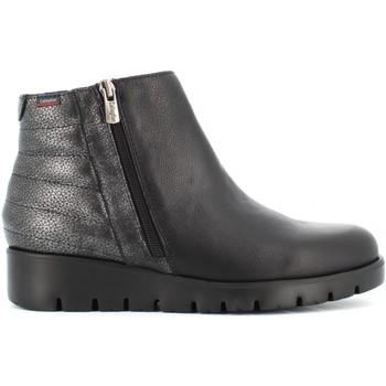 Scarpe Donna Stivaletti CallagHan scarpe donna stivaletti con zeppa 89820 PIOMBO Pelle