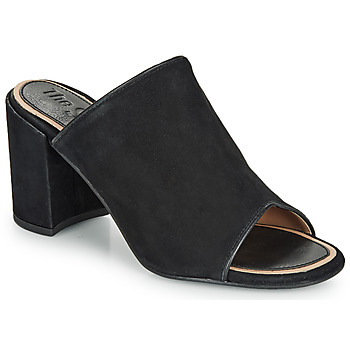 Scarpe Donna Ciabatte Superdry EDIT MULE Nero