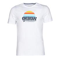 Abbigliamento Uomo T-shirt maniche corte Oxbow M1TEKSO Bianco