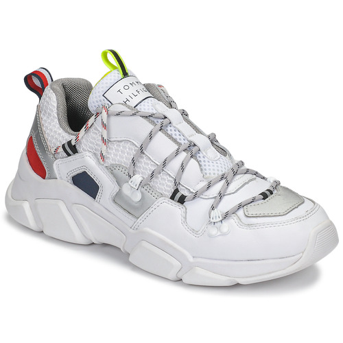 Scarpe Donna Sneakers basse Tommy Hilfiger CITY VOYAGER CHUNKY SNEAKER Bianco