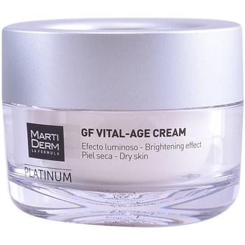 Bellezza Antietà & Antirughe Martiderm Platinum Gf Vital Age Day Cream Dry Skin  50 ml