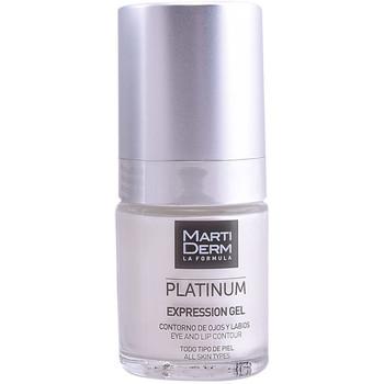Bellezza Antietà & Antirughe Martiderm Platinum Expression Eyes & Lips Contour Gel  15 ml