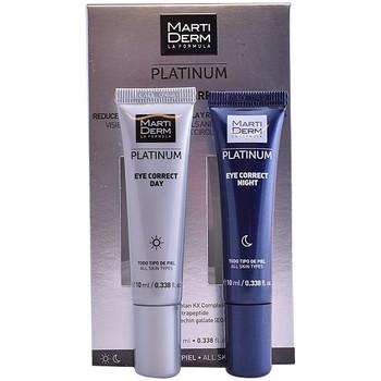 Bellezza Antietà & Antirughe Martiderm Platinum Eye Correct Day & Night  2 x 10 ml