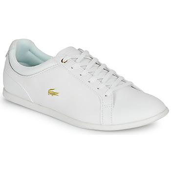Scarpe Donna Sneakers basse Lacoste REY LACE 120 1 CFA Bianco / Oro