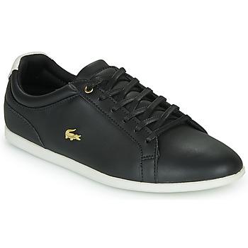 Scarpe Donna Sneakers basse Lacoste REY LACE 120 1 CFA Nero / Bianco