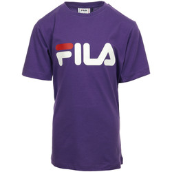 Abbigliamento Bambina T-shirt maniche corte Fila Kids Classic Logo Tee