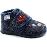 Scarpe Bambino Scarpette neonato Grunland GRU-I19-PA0579-BL Blu