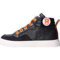 Scarpe Bambino Sneakers alte Balducci - Polacchino blu BUTT1556 BLU