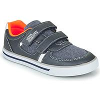 Scarpe Bambino Sneakers basse Chicco FREDERIC Blu / Arancio