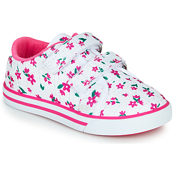 Scarpe Bambina Sneakers basse Chicco FRANCY Bianco / Rosa