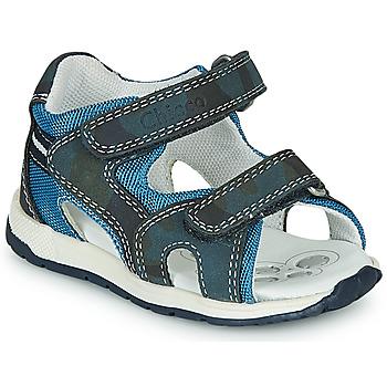 Scarpe Bambino Sandali sport Chicco GEREMIA Blu