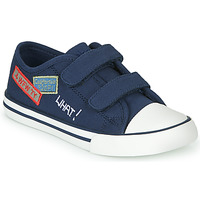 Scarpe Bambino Sneakers basse Chicco COCOS Marine / Bianco